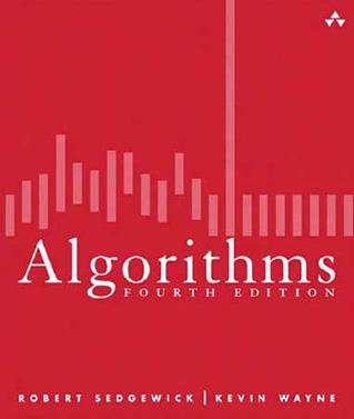 کتاب طراحی الگوریتم sedgewick
