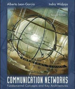 دانلود کتاب شبکه های کامپیوتری garcia