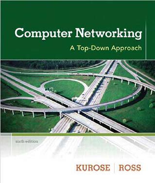 دانلود نسخه 6 کتاب شبکه kurose and ross