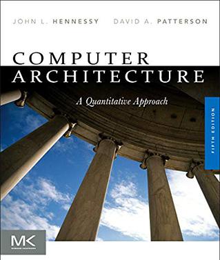 دانلود کتاب معماری کامپیوتر Hennessy and Patterson