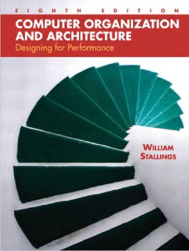 دانلود کتاب معماری کامپیوتر Stallings