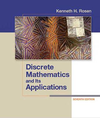 دانلود کتاب ریاضیات گسسته Rosen